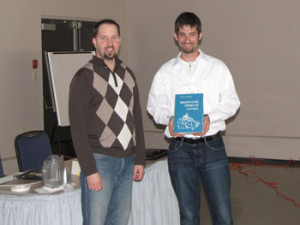 2010 E.J. Crossman Award Winner