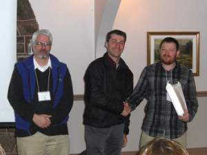 2012 E.J. Crossman Award Winner