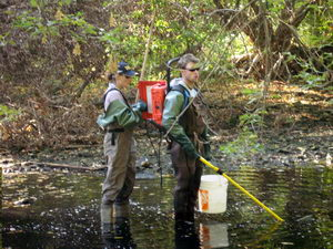 Electrofishing Course